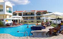Foto Hotel Aegean Sun in Skala Rachoni ( Thassos)